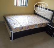 6by4 Bed Frame Wt Mattress | Furniture for sale in Lagos State, Ojo
