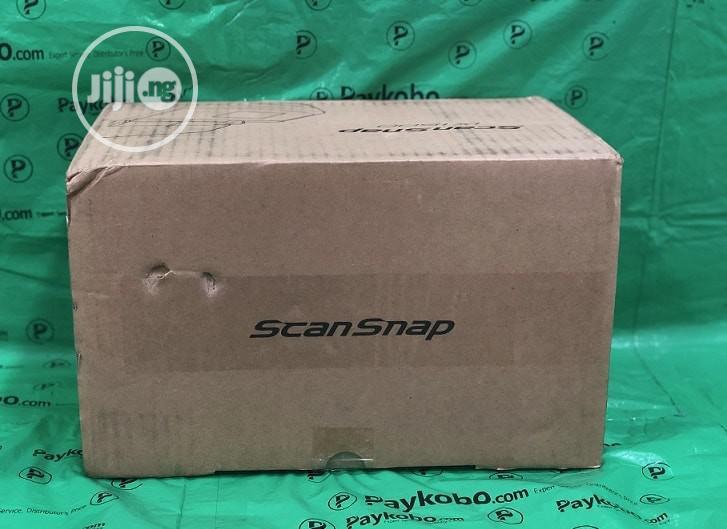 Fujitsu Scansnap Ix1500 (PA03770-B005) Color Duplex Document Scanner