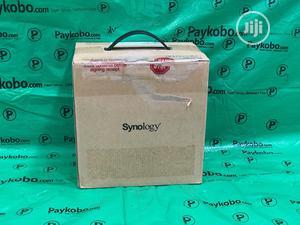 Synology 4 Bay NAS Diskstation Ds416slim (Diskless) | Computer Hardware for sale in Lagos State, Ikeja