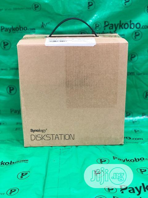 Synology 4 Bay Nas Diskstation Ds416slim Diskless In Ikeja Computer Hardware Pay Kobo Jiji Ng