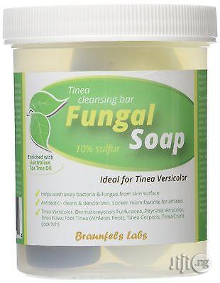 Archive: Fungal Soap For Tinea Versicolor Eczema Jock Itch Etc