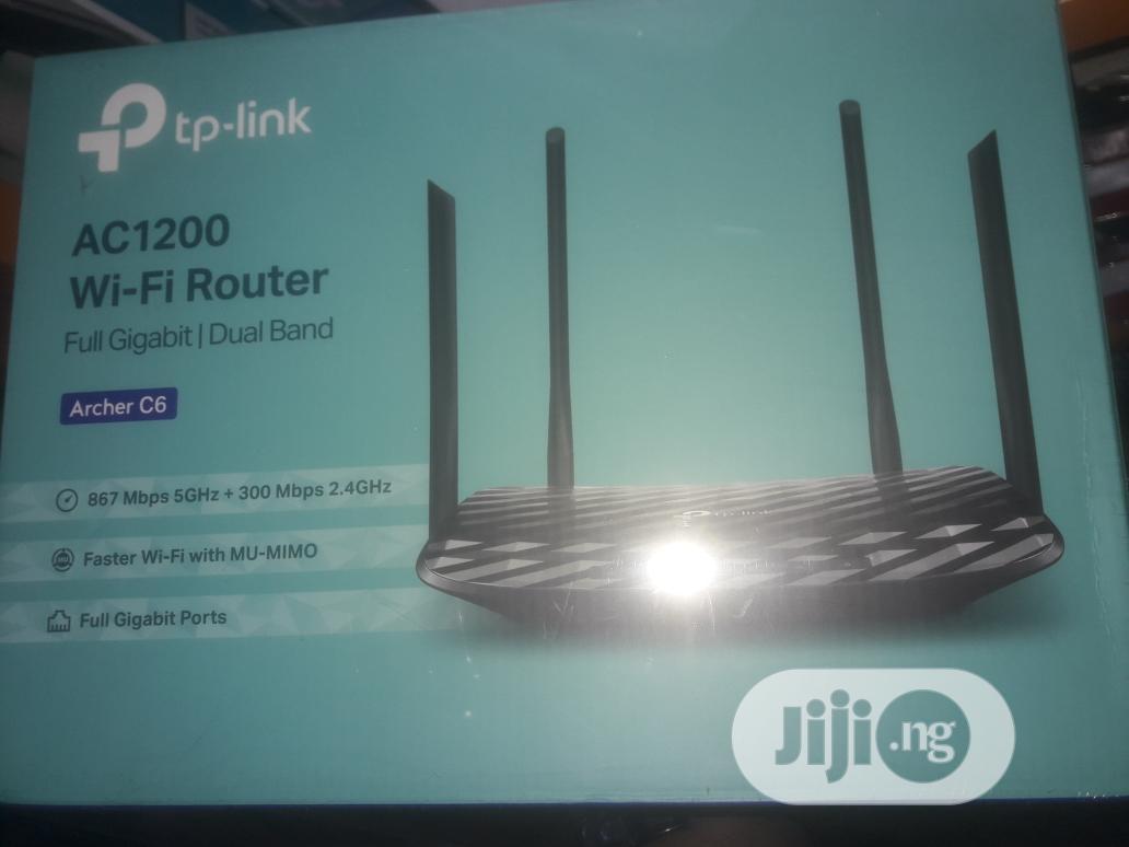 Tplink Ac1200 Gigbit Router