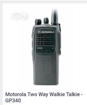 Motorola Walkie Talkie GP340 | Audio & Music Equipment for sale in Lagos State, Ojo