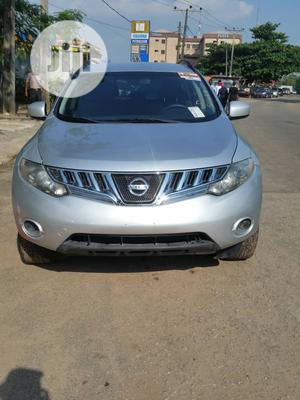 Nissan Murano 2009 SL 4WD Silver | Cars for sale in Lagos State, Ojodu
