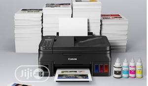 Canon PIXMA G2411 All-In-One Printer + Free Usb Cable | Printers & Scanners for sale in Lagos State, Ikeja