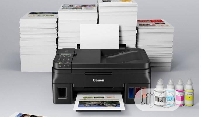 Canon PIXMA G2411 All-In-One Printer + Free Usb Cable