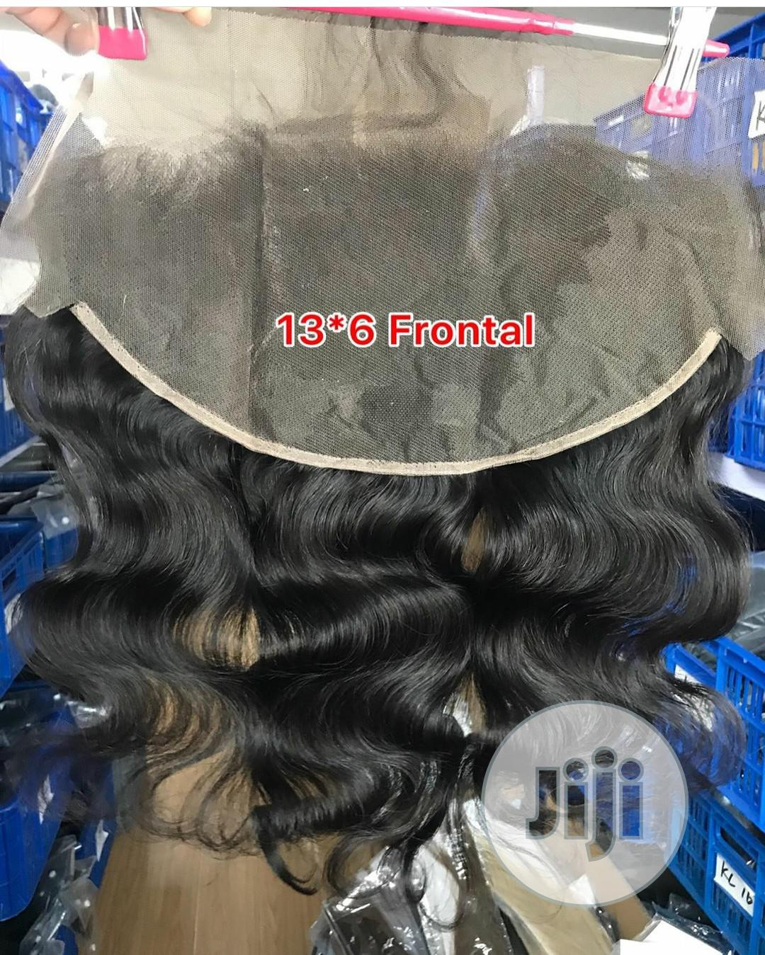 13 By 6 Frontal