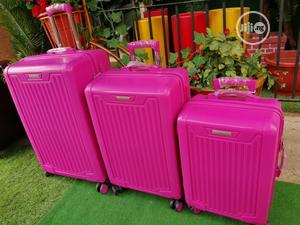 Exotic 3 In 1 ABS Luggage   Bags for sale in Akwa Ibom State, Etinan
