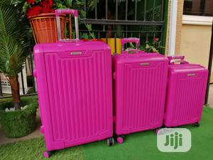 Exotic Fancy 3 In 1 ABS Luggages   Bags for sale in Cross River State, Ogoja