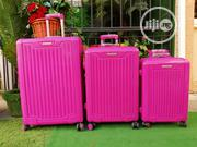 Swiss Polo Exotic 3 In 1 ABS Luggages | Bags for sale in Kogi State, Idah
