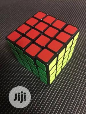 Black Edge 4*4 Speed Cube   Toys for sale in Lagos State