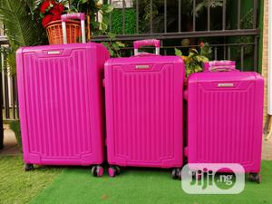 Exotic 3 In 1 Quality ABS Luggage   Bags for sale in Ogun State, Ayetoro