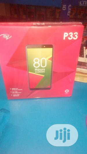 New Itel P33 16 GB Black   Mobile Phones for sale in Lagos State, Ikeja