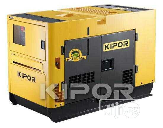New One Kipor Soundproof 10.5 Kva Gen Silent No Noise + Warranty