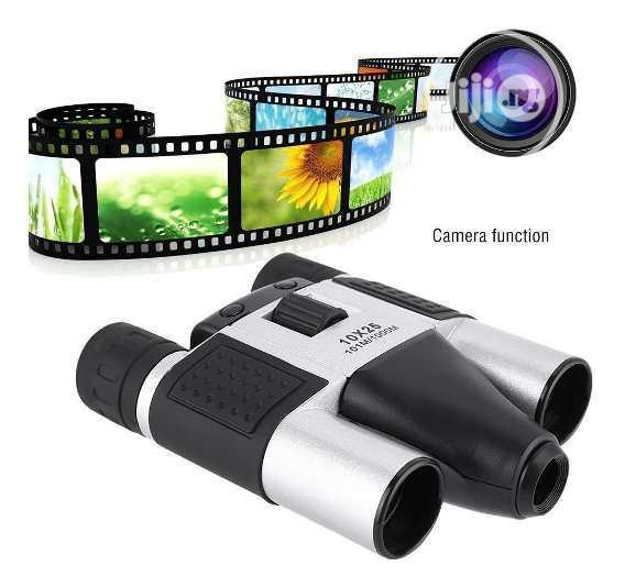 Digital Camera Binoculars Video Recording Telescope 10x25