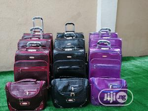 Swiss Polo 3 In 1 Luggages With Handbag | Bags for sale in Ondo State, Ifedore