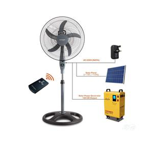 Qasa A/C D/C Standing Fan 18   Home Appliances for sale in Lagos State, Ojo