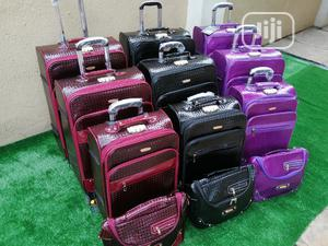 Dealers Of Quality And Fancy 3 In 1 Luggages With Handbag   Bags for sale in Taraba State, Jalingo