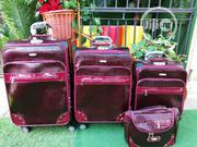 3 In 1 Exotic Luggage With Handbag | Bags for sale in Niger State, Lapai