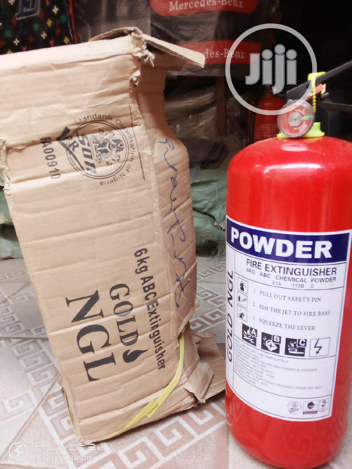 Fire Extinguisher 6kg | Safety Equipment for sale in Gudu, Abuja (FCT) State, Nigeria
