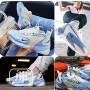Nike Zoom 2K Premuim Light Blue-White | Shoes for sale in Lagos State, Ikoyi