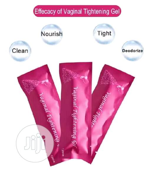Natural Vagina Tightening Gel (Wholesale Price [MOQ = 10pcs]) | Sexual Wellness for sale in Surulere, Lagos State, Nigeria