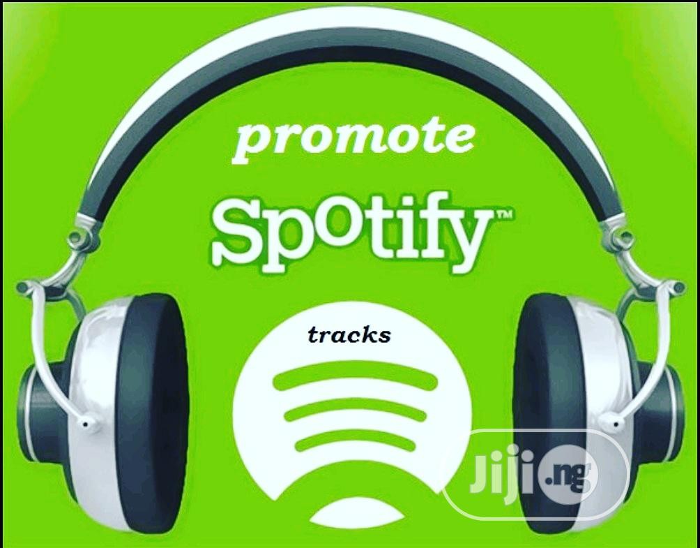 Youtube Video and Spotify Music Promotion   Computer & IT Services for sale in Ibadan, Oyo State, Nigeria