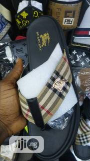 Burberry Slippers   Shoes for sale in Lagos State, Lagos Island