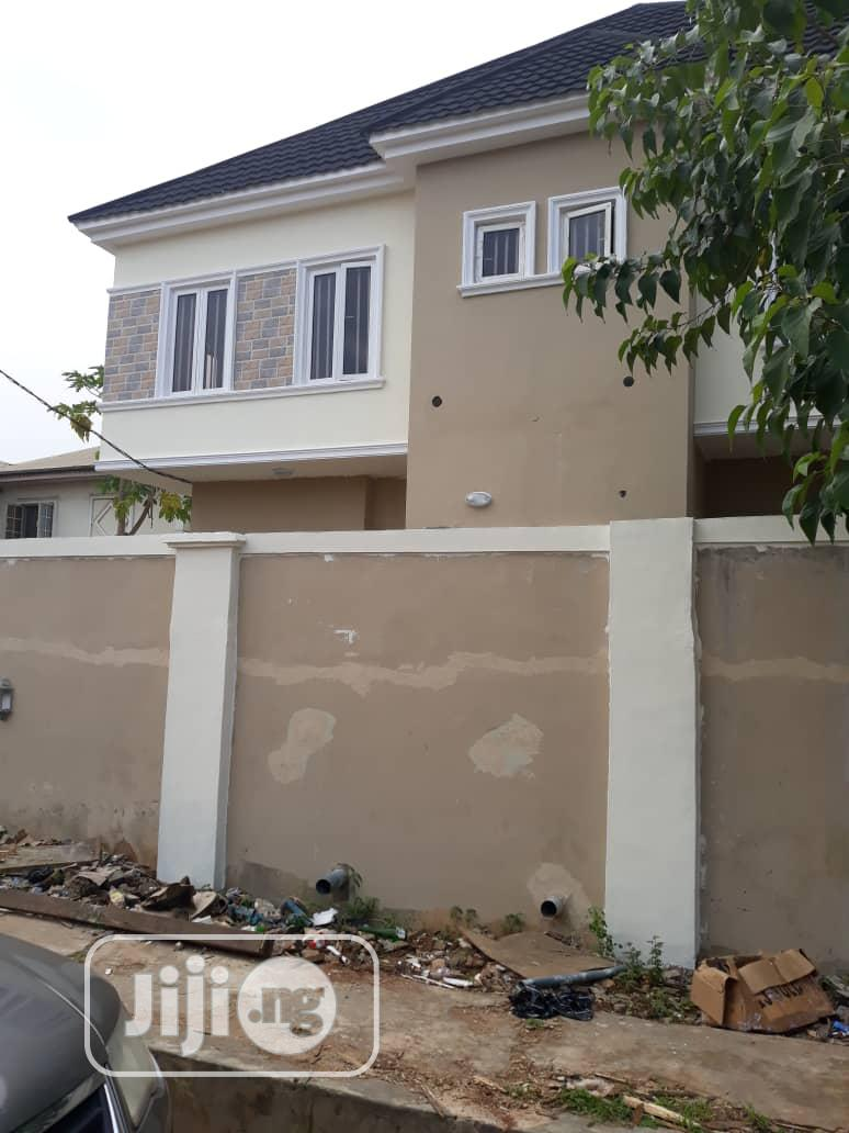 Archive: Newly Built 4 Bedroom Duplex At Magodo Phase1 Isheri