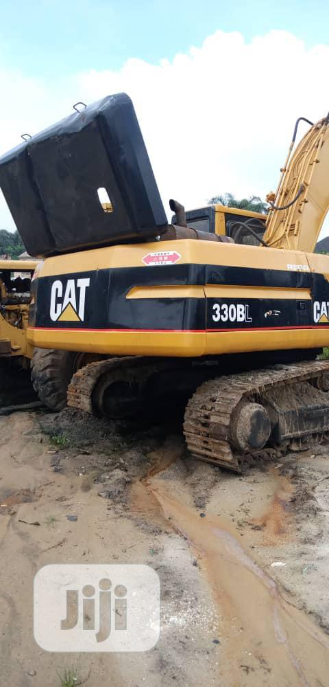 Machine Excavator 330BL Sell