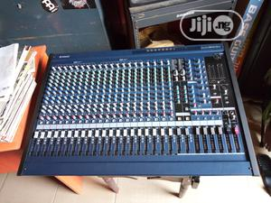 Yamaha Mixer Mg 24channel | Audio & Music Equipment for sale in Lagos State, Ajah