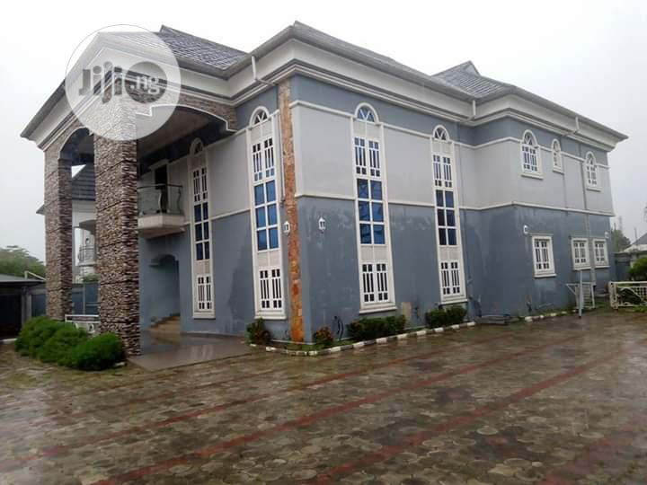 8bedroom Duplex For Sale In Gated Estate In P H