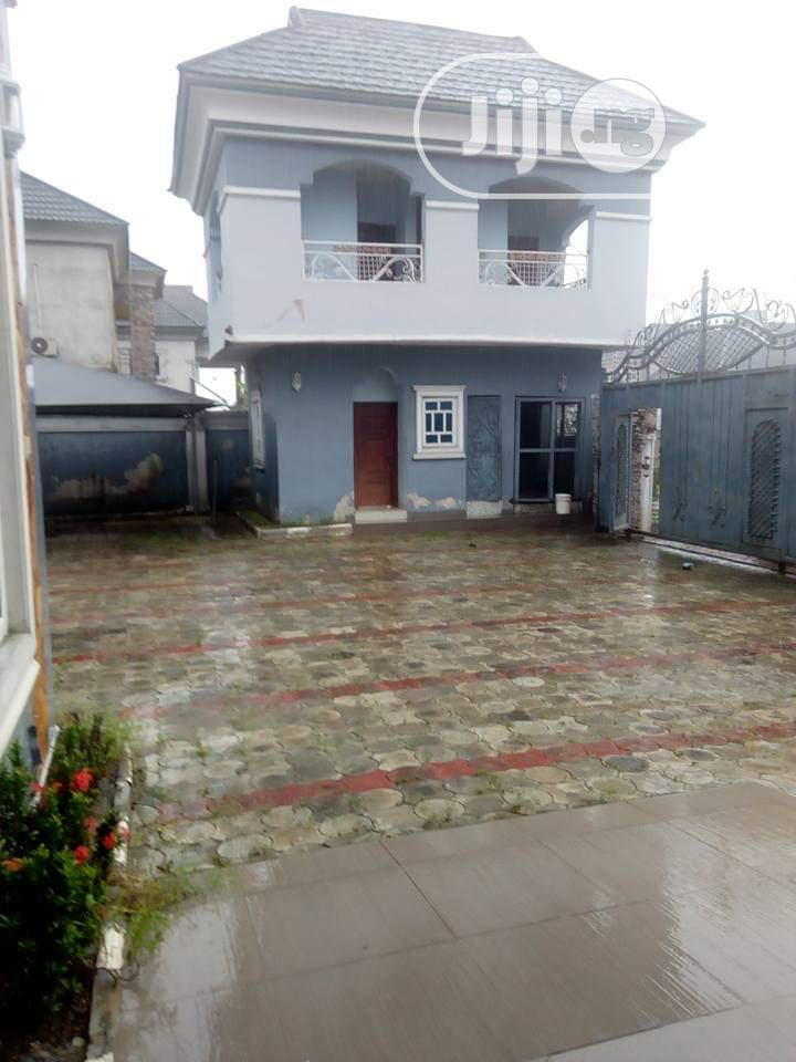8bedroom Duplex For Sale In Gated Estate In P H | Houses & Apartments For Sale for sale in Port-Harcourt, Rivers State, Nigeria