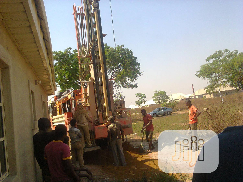 Archive: Borehole Drilling