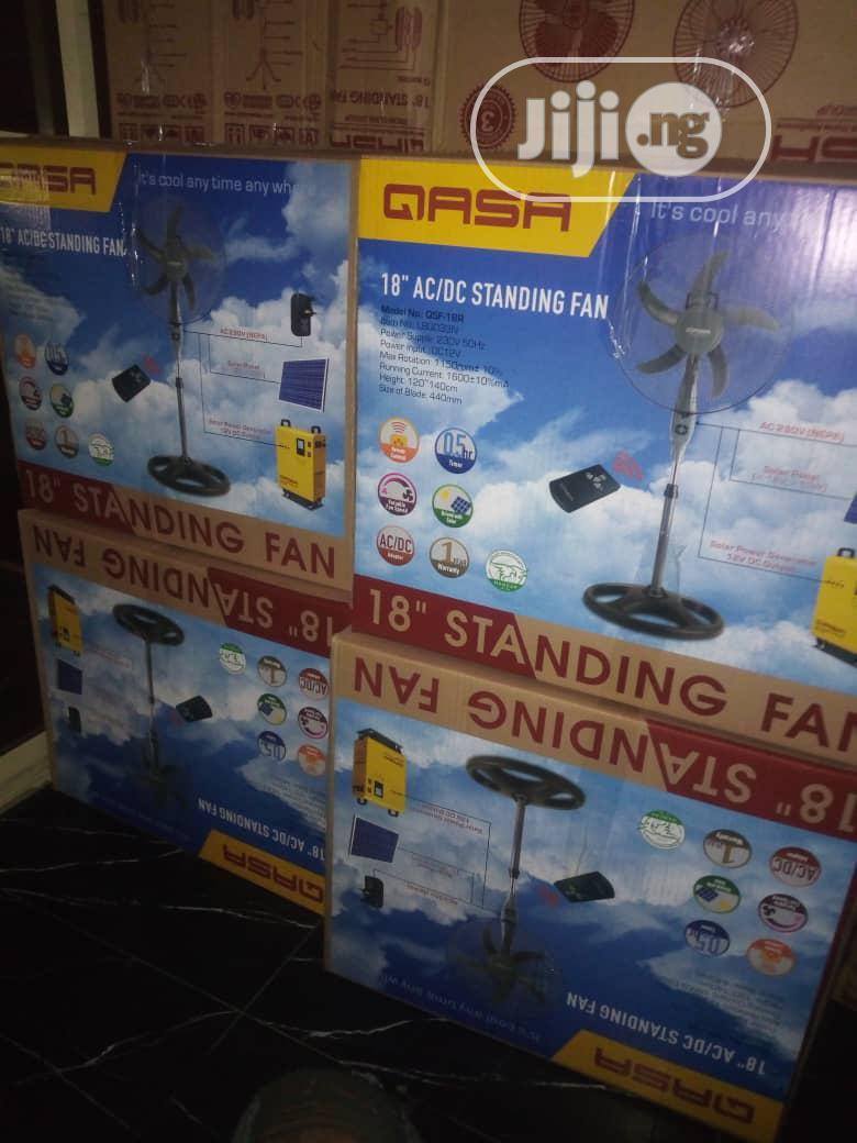 High Quality QASA Standing Fan