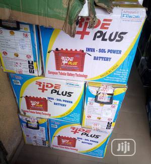 Ride Plus European Tubular Battery