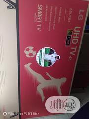 New Original LG UHD 65inchi Smart Wi-fi | TV & DVD Equipment for sale in Lagos State, Ifako-Ijaiye