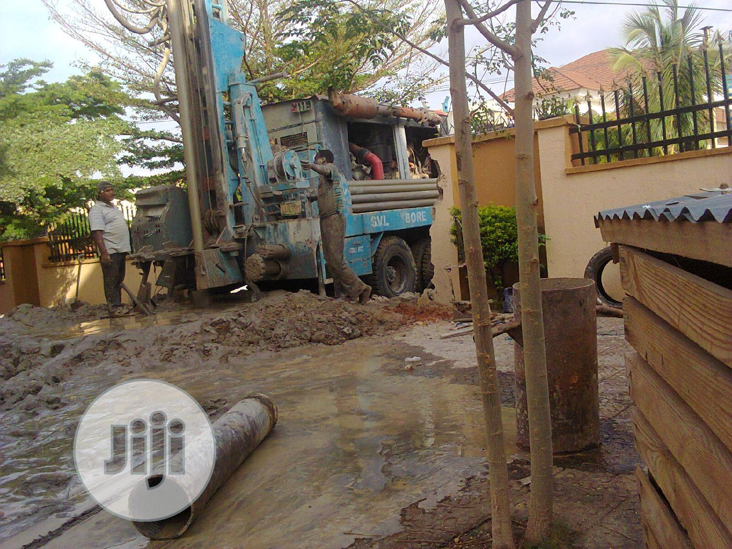 Archive: Borehole Drilling Services
