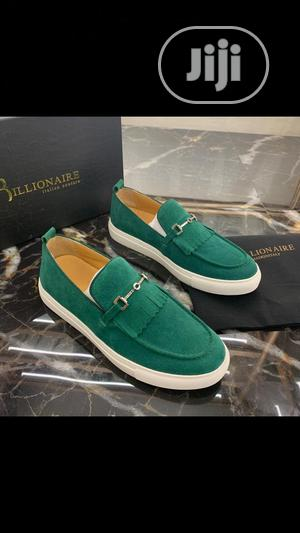 Billionaire Suede Shoe for Men Available | Shoes for sale in Lagos State, Surulere