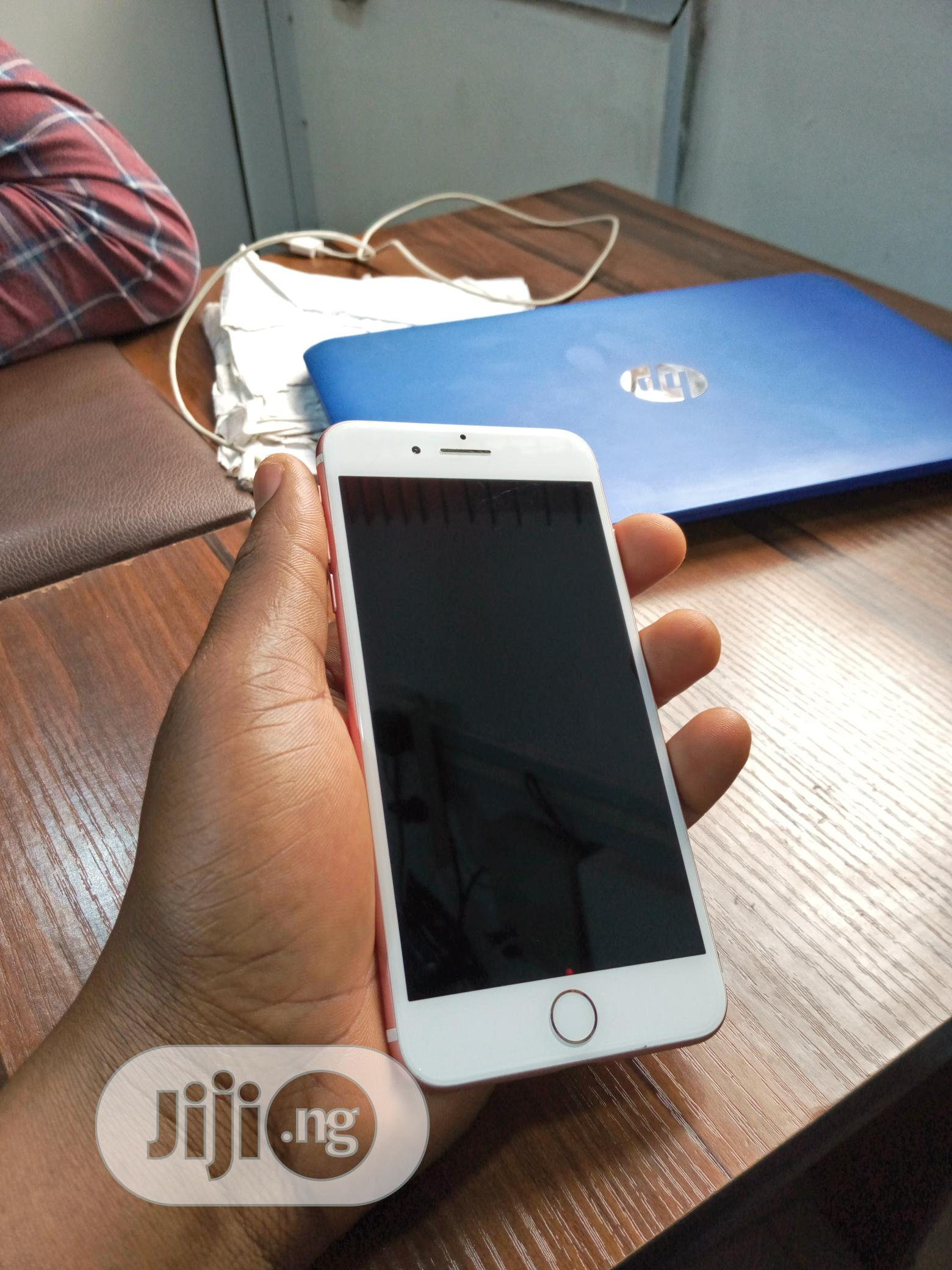 Apple iPhone 7 Plus 32 GB Gold | Mobile Phones for sale in Lagos State, Nigeria