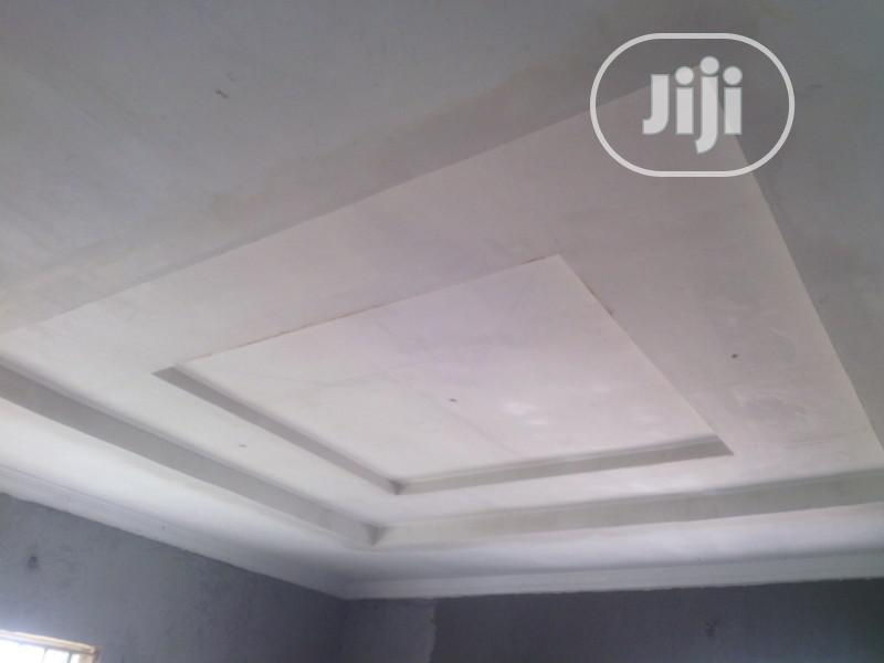 POP, Screeding Decoration And Painting