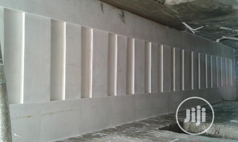 POP, Screeding Decoration And Painting | Building & Trades Services for sale in Mpape, Abuja (FCT) State, Nigeria