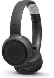 JBL T500 Wireless On-ear Headphones With Mic - Black | Headphones for sale in Lagos State, Ikeja