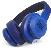 JBL E55 Over-ear Wireless Headphone - Blue | Headphones for sale in Lagos State, Ikeja