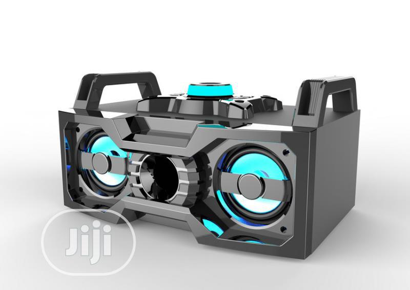 Archive: New Technology, Rechargeable Music System