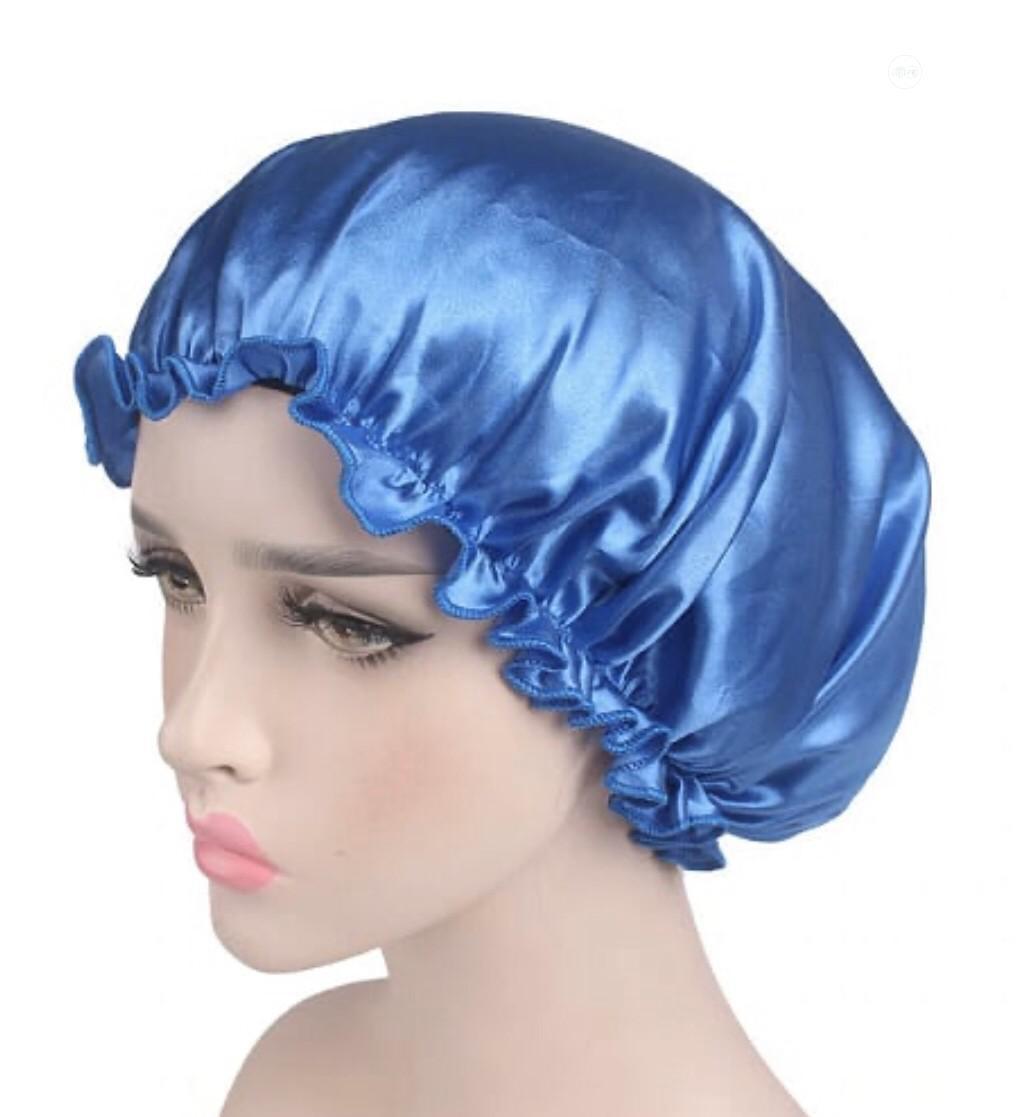Archive: Satin Sleeping Hair Bonnet