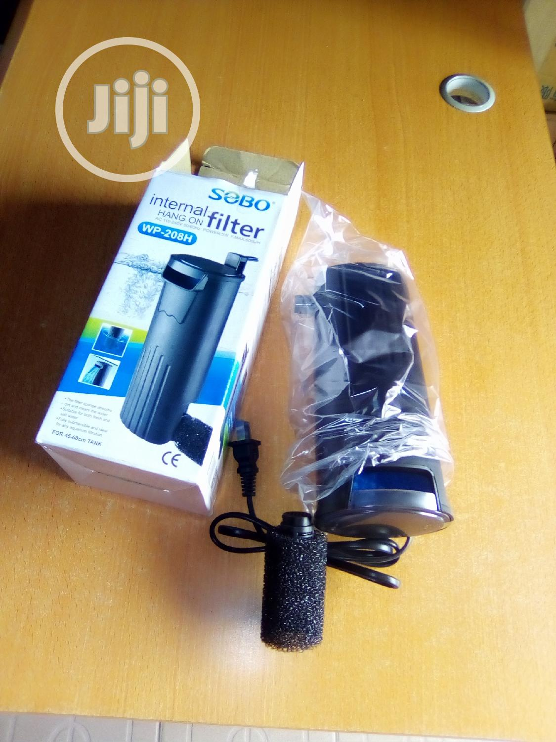 International Filter | Pet's Accessories for sale in Surulere, Lagos State, Nigeria