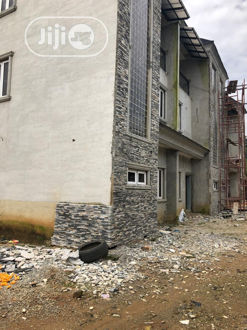Spacious 4 Bedroom Detached Duplex With Bq At Gwarimpa For Sale | Houses & Apartments For Sale for sale in Gwarinpa, Abuja (FCT) State, Nigeria