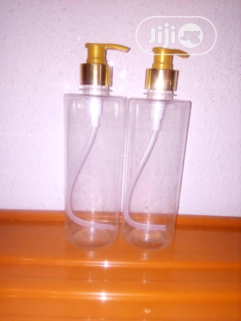 Body Lotion And Cream Containers | Manufacturing Materials for sale in Alimosho, Lagos State, Nigeria