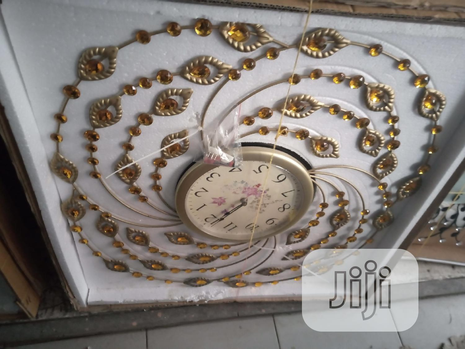 Wall Clocks | Home Accessories for sale in Surulere, Lagos State, Nigeria